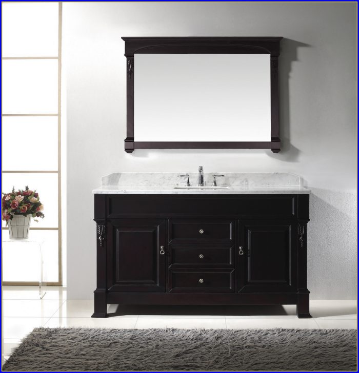 60 Inch Bathroom Vanity Single Sink Canada