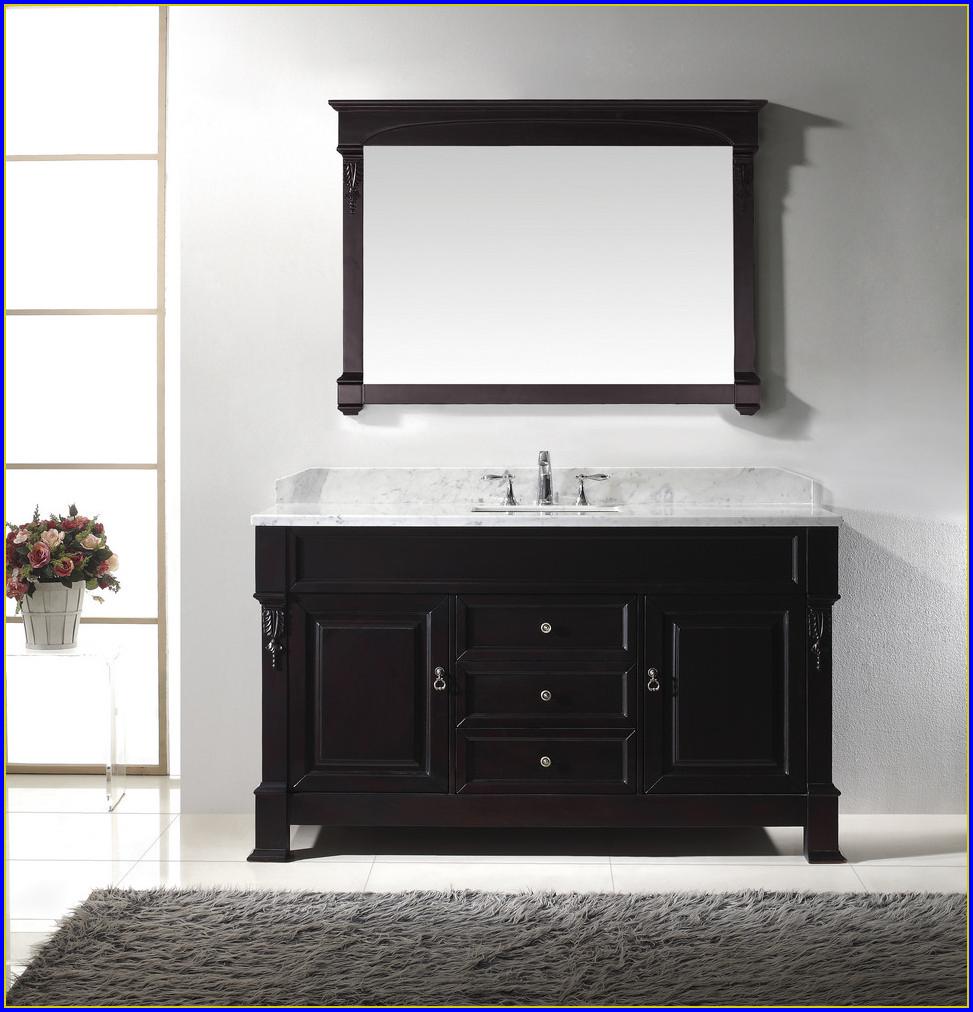 60 Inch Bathroom Vanity Single Sink Canada
