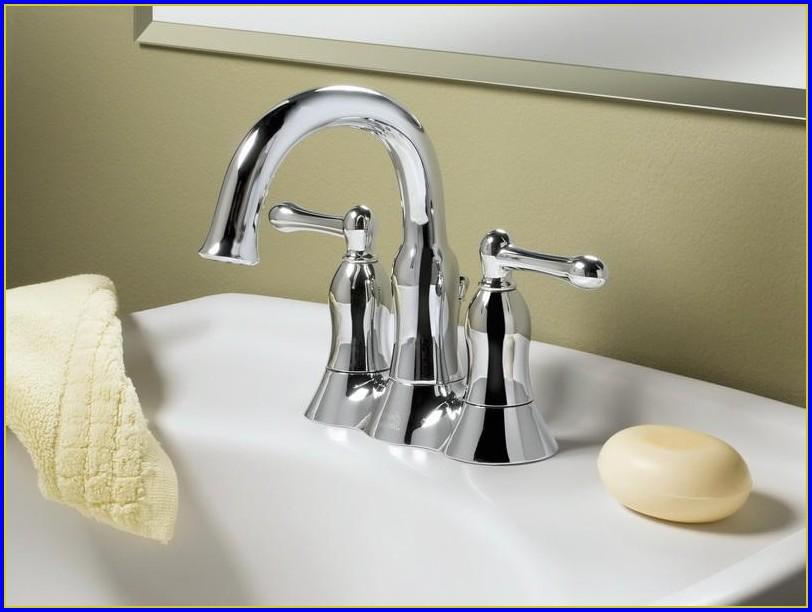 American Standard Bathroom Faucets Single Handle