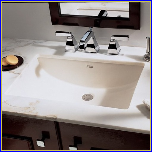 American Standard Bathroom Sinks Undermount