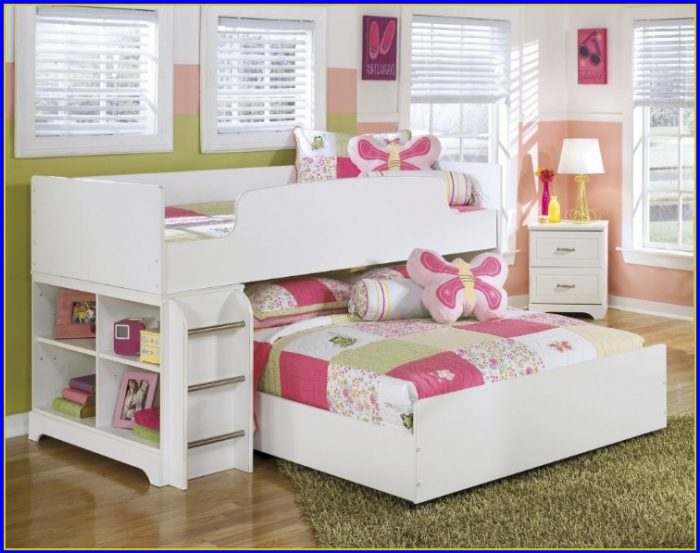 Ashley Furniture Bunk Beds White
