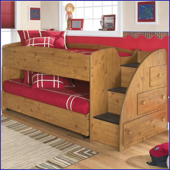 Ashley Furniture Bunk Beds With Trundle