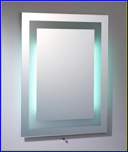 Backlit Bathroom Mirror Australia