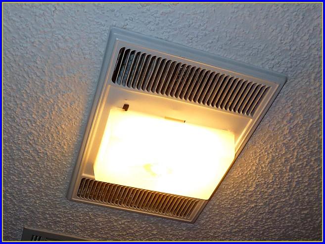 Bathroom Exhaust Fan With Light And Nightlight