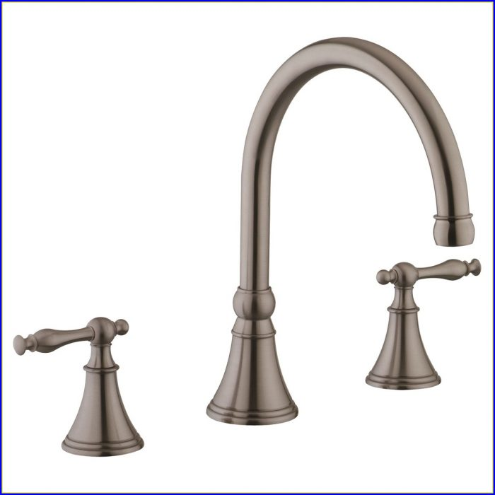 Bathroom Fixtures Brushed Nickel Finish