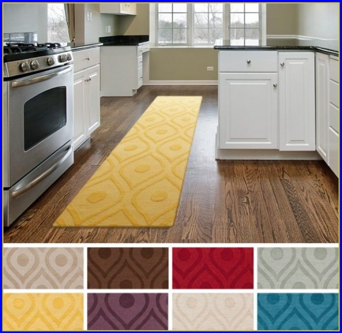 Bathroom Rug Runner Washable