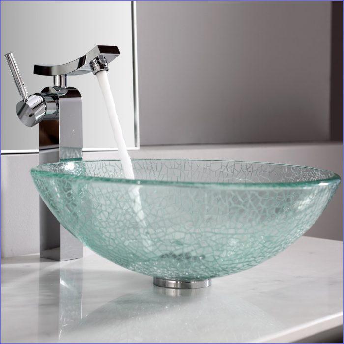 Bathroom Vessel Sinks With Vanity