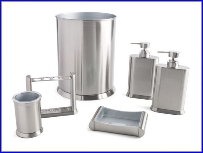 Brushed Nickel Bathroom Accessories Canada