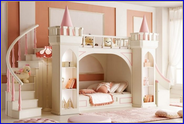 Bunk Bed With Stairs Building Plans