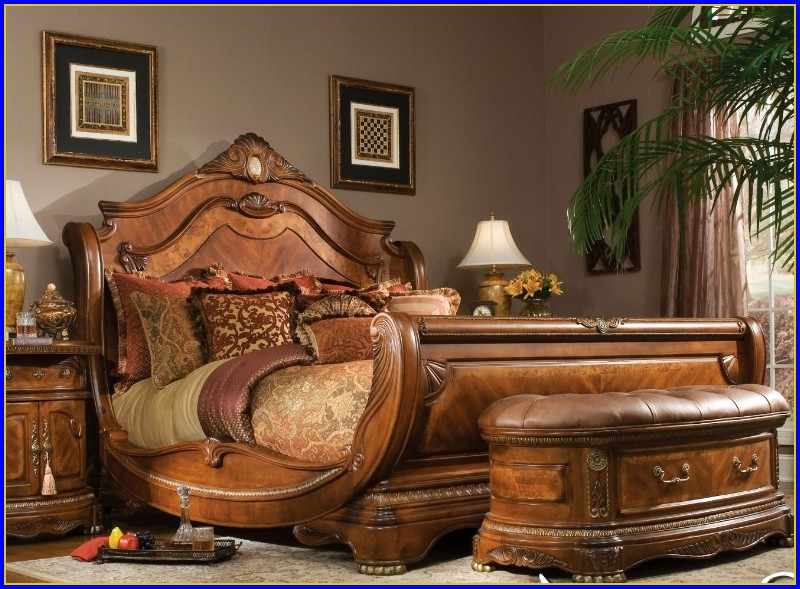 California King Bed Sets Furniture