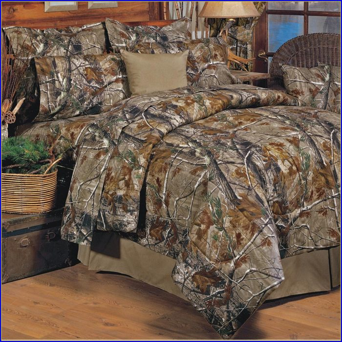 Camo Bed Sets For California King