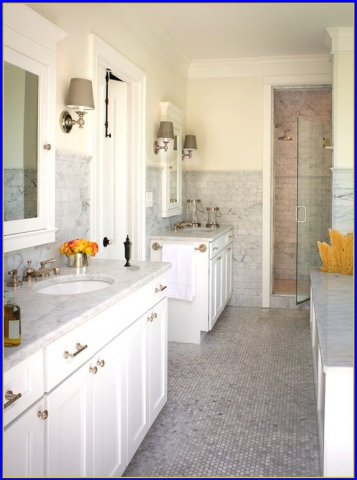 Carrara Marble Bathroom Maintenance
