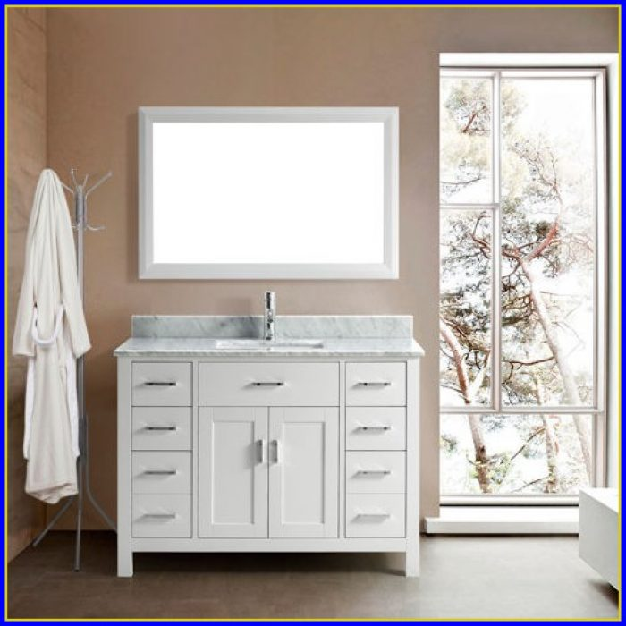 Costco Bathroom Vanities White
