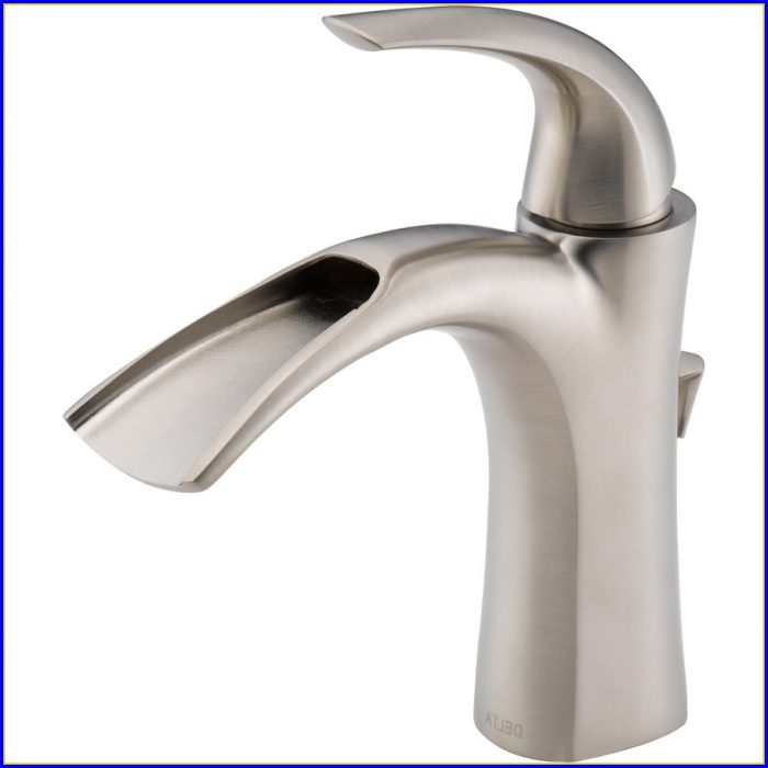 Delta Bathroom Sink Faucets Brass
