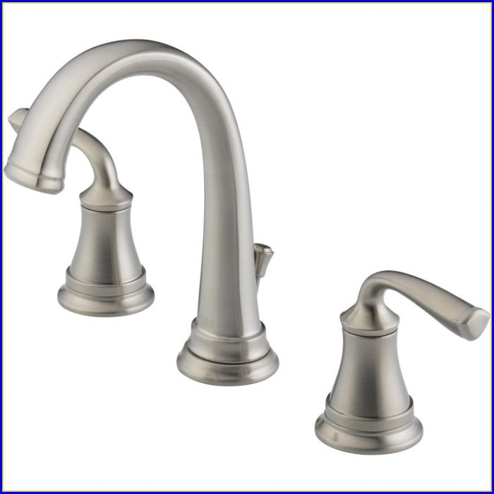 Delta Bathroom Sink Faucets Polished Brass
