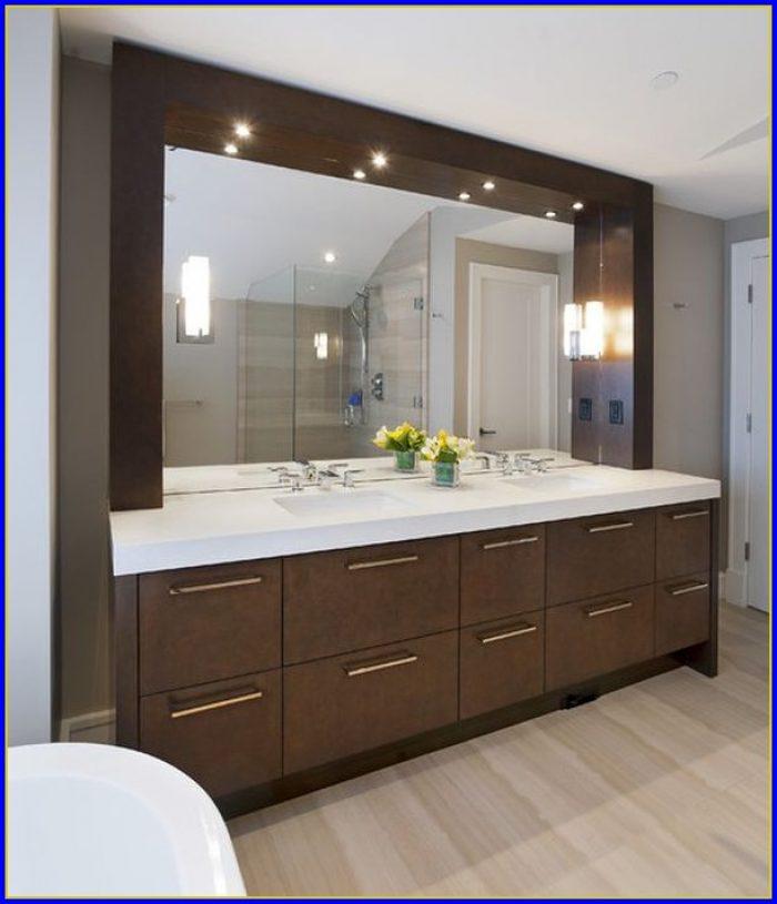 Double Bathroom Vanities Without Tops