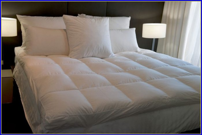Feather Bed Topper Full