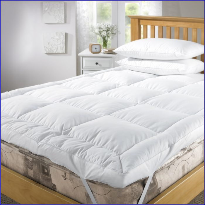 Feather Bed Topper Queen