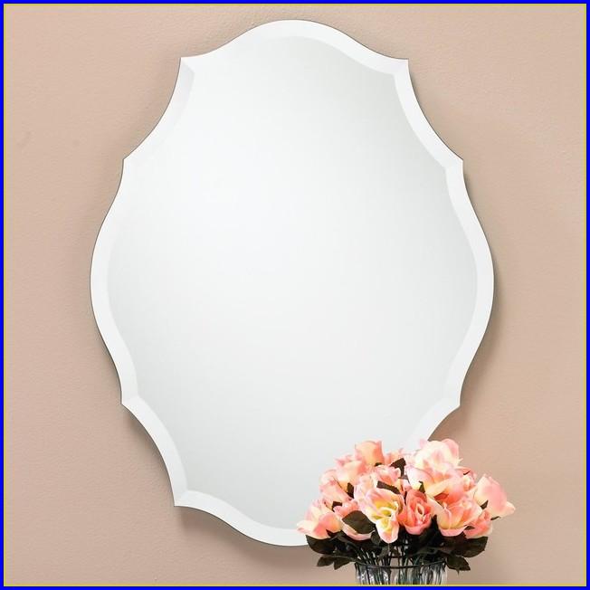 Frameless Bathroom Mirrors Canada