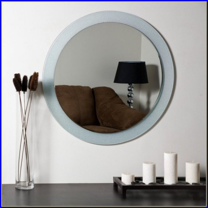 Frameless Bathroom Mirrors India