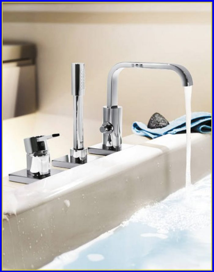 Grohe Bathroom Faucets Brushed Nickel