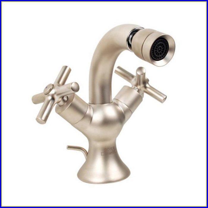 Hansgrohe Bathroom Faucets Brushed Nickel