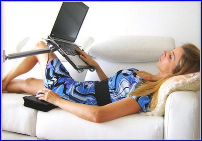 Laptop Stand For Bed India
