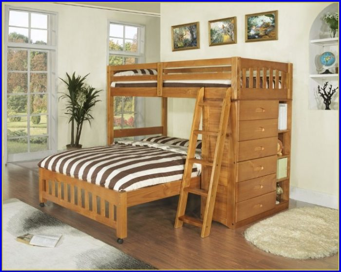 Loft Bunk Beds With Slide