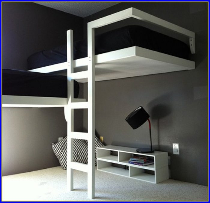 Loft Bunk Beds With Storage