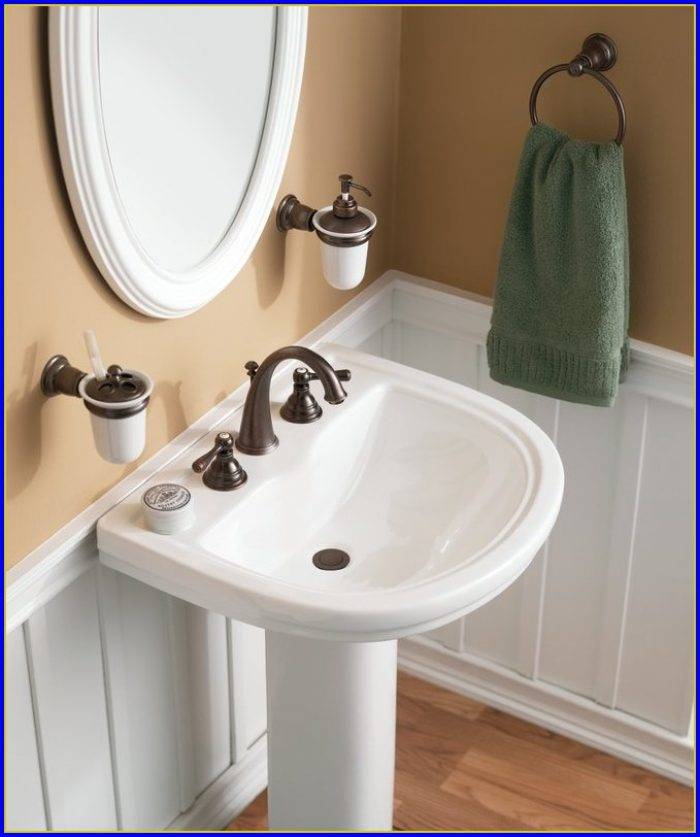 Moen Single Handle Bathroom Faucet Loose