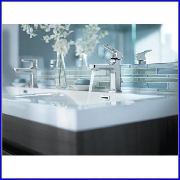 Moen Single Handle Bathroom Faucet Oil Rubbed Bronze