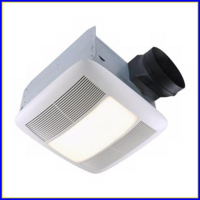 Nutone Bathroom Fan Light