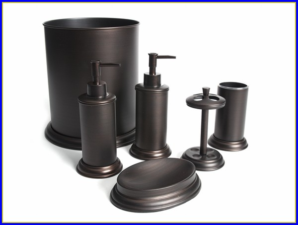Oil Rubbed Bronze Bathroom Accessories Kmart