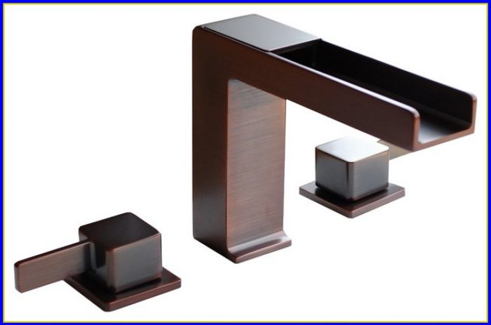 Oil Rubbed Bronze Bathroom Faucets Single Handle