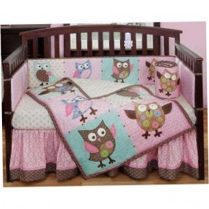 Owl Baby Bedding Sets