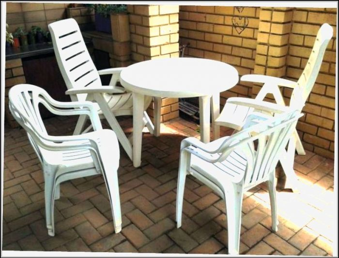 Plastic Patio Furniture Cape Town