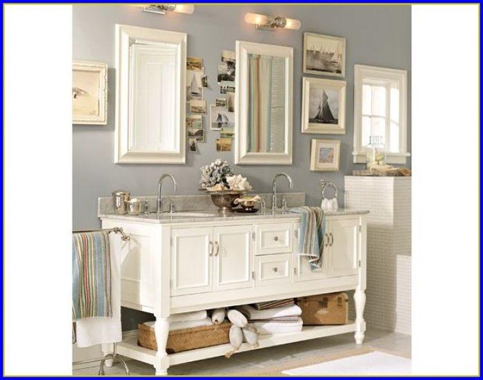 Pottery Barn Bathroom Vanity Look Alikes