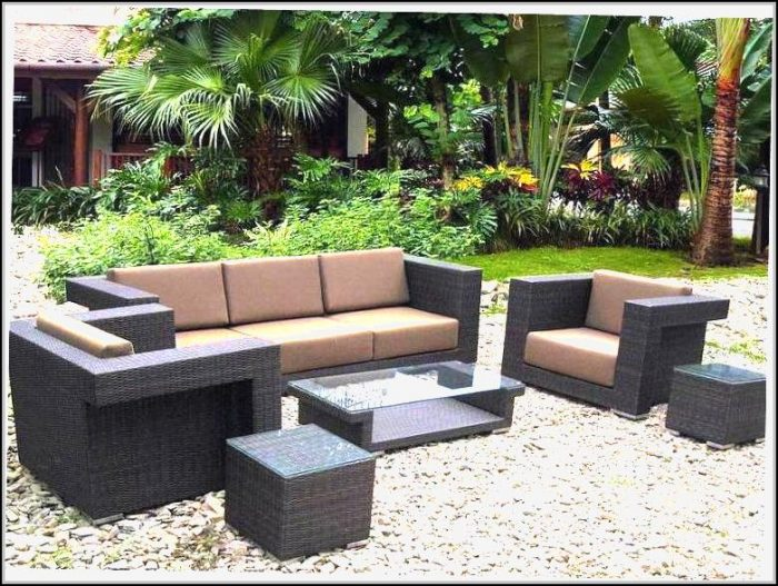 Resin Patio Furniture Walmart