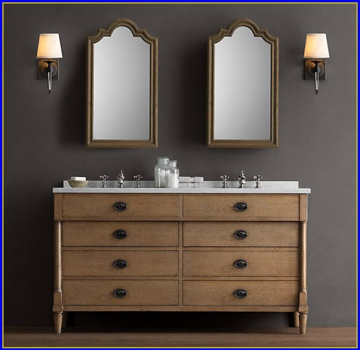 Restoration Hardware Bathroom Vanity Light Fixtures