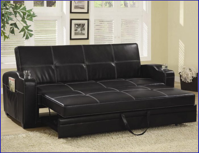 Sectional Sofa Bed With Recliner
