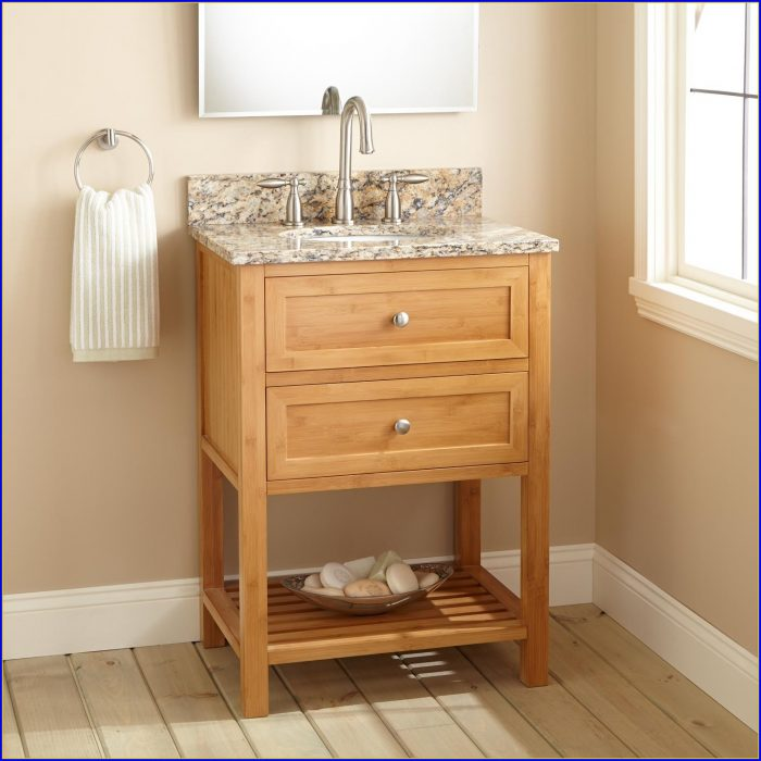 Shallow Bathroom Vanity