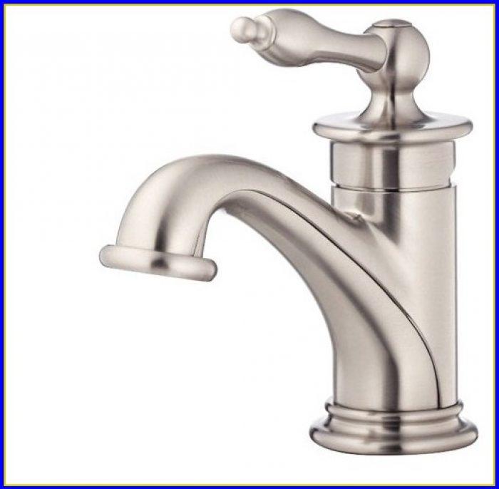 Single Handle Bathroom Faucet Moen