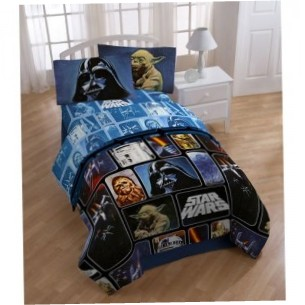 Star Wars Bedding Walmart
