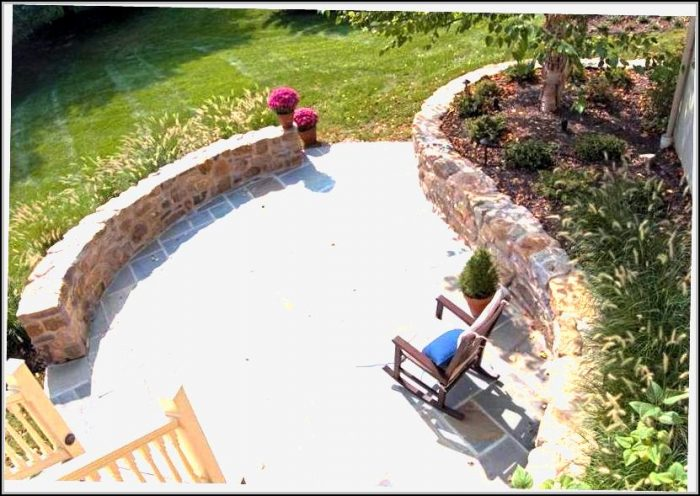 Stone Patio Ideas Pictures