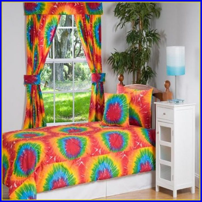 Tie Dye Bedding Full