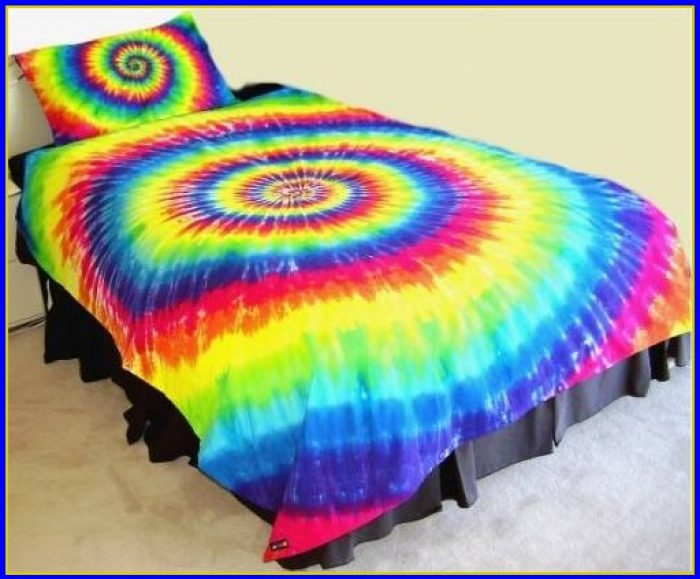 Tie Dye Bedding Sets