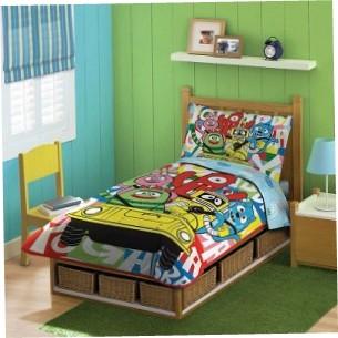 Toddler Bedding Sets For Boys Walmart