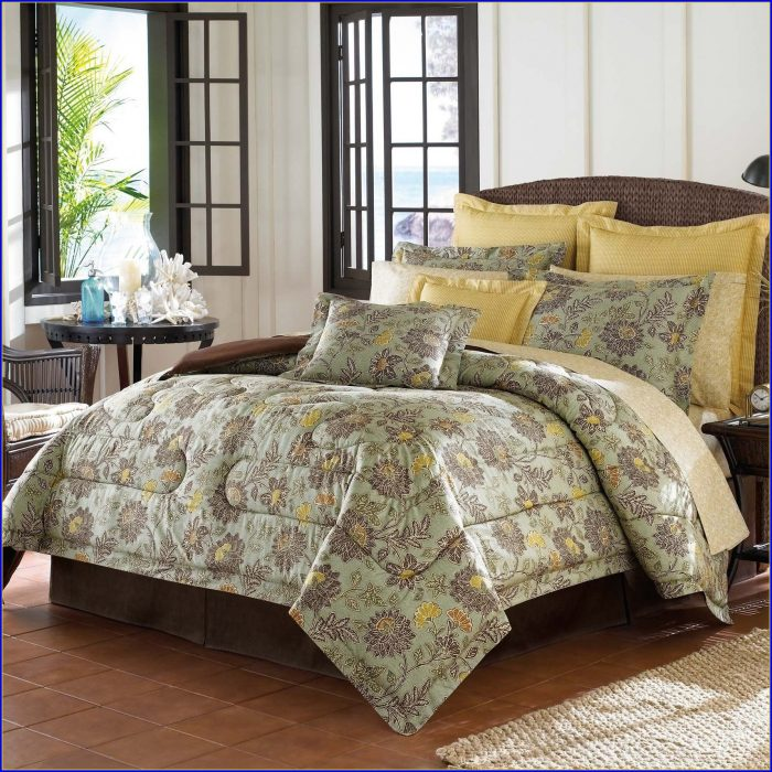 Tommy Bahama Bedding Quilt