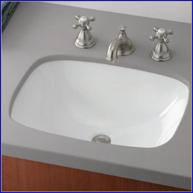 Undermount Bathroom Sink Clips