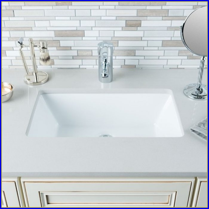 Undermount Bathroom Sinks Canada